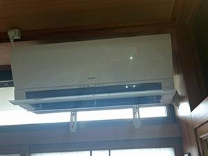 家庭用エアコン販売