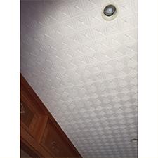 天井埋込エアコンの施工前